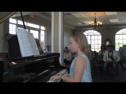 Village Music School at Morrisville- Keyboard Concert April 16 2016