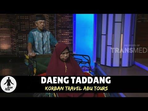 KORBAN TRAVEL ABU TOURS | HITAM PUTIH (17/04/18) 1-4