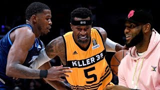 BIG3 - Championship Game - Triplets vs Killer 3's - Full Game Highlights