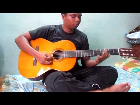 Rajakumarudu 1999 Guitar Theme Cover