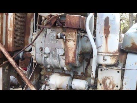 Detroit diesel 2-71 blower removal