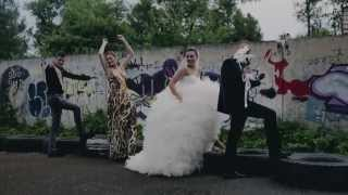 Ярослав и Елена Wedding day 8 06 2013, Rzhev