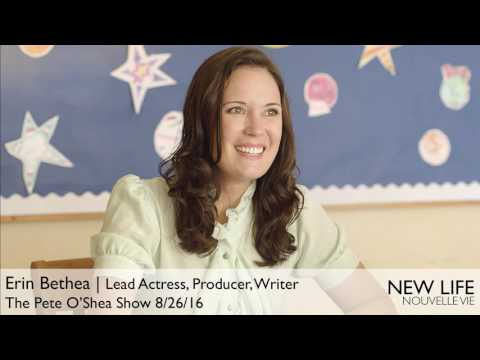 Erin Bethea  New Life Movie  The Pete O'Shea  82616  Only
