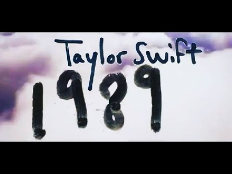 Top Album 1989 - Taylor Swift thumbnail