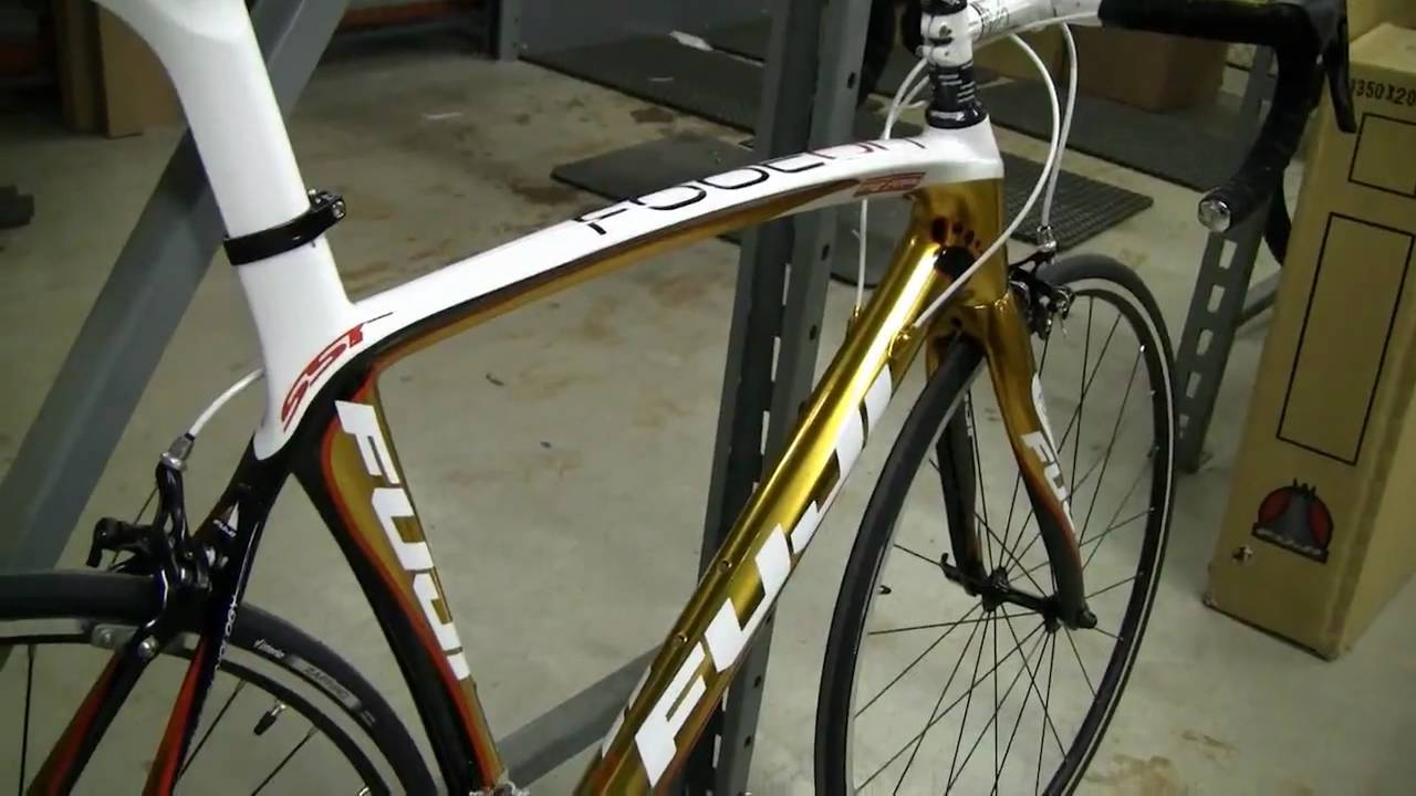 Fuji SST Tour de France Edition Road Bike