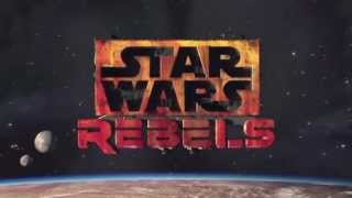 Star Wars Rebels Teaser Trailer