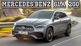 Mercedes-benz gla 200 (2020) - краткий обзор.