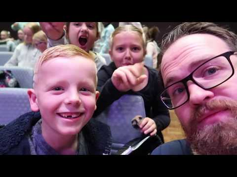 Vlog From the Sydney Vocal Academy Gala 2017