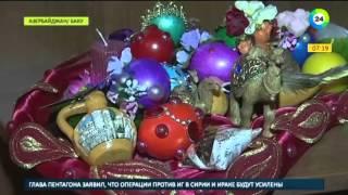 Как украсить стол к весеннему празднику Новруз