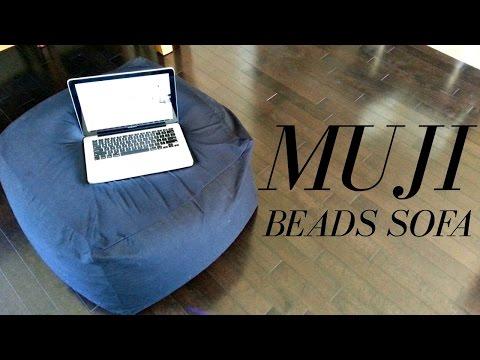 """muji-to-relax""---beads-sofa"