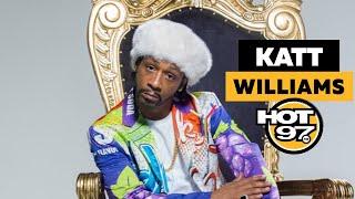 Katt Williams On Kevin Hart Verzuz, Cancel Culture, Emmy Win + New Tour!
