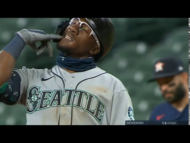 Seattle Mariners 8th Inning Rally 2020-07-27