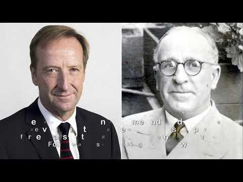 MI6 tribute to spy who saved 10,000 Jews from Nazi Germany