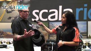Scala Rider Q1 and Q3 Communications Systems on BikeBandit.com