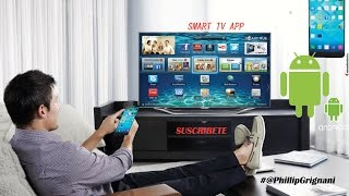 SINCRONIZAR TU ANDROID CON TU SMART TV PARA VER VIDEOS DE YOUTUBE ONLINE