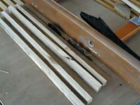 Gu a de madera para sierra circular 5 gu a de corte - Sierra circular madera ...