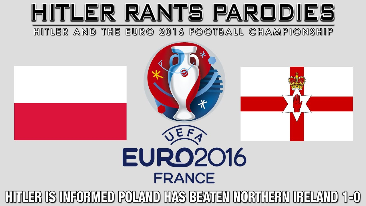 Hitler is informed Poland has beaten Northern Ireland 1-0