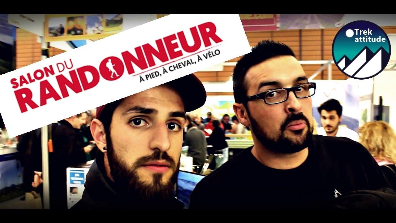 Vlog salon du randonneur 2017 lyon youtube for Salon du randonneur lyon