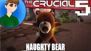 Naughty Bear (PlayStation 3)   The Crucial 5