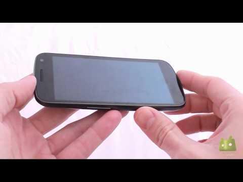 Review del Samsung Galaxy Nexus en español | 4ndroid.com