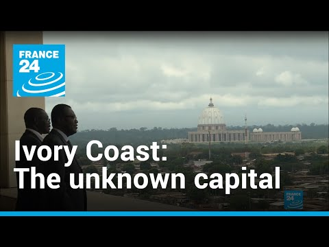 Yamoussoukro, Ivory Coast's abandoned capital
