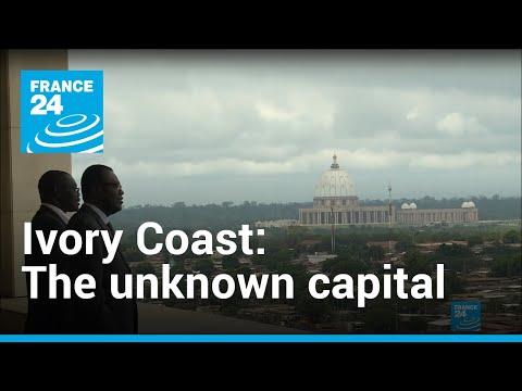 Yamoussoukro, Ivory Coast's abandoned capital