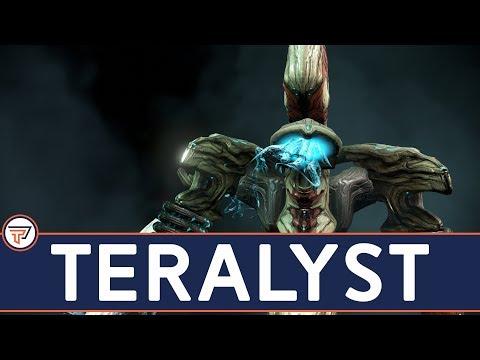 Warframe: EPIC Eidolon Teralyst Battle