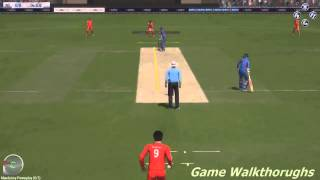 Ashes Cricket 2013 Gameplay