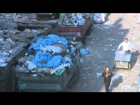 Recycling 20 Million - The inofficial garbage collectors of Cairo