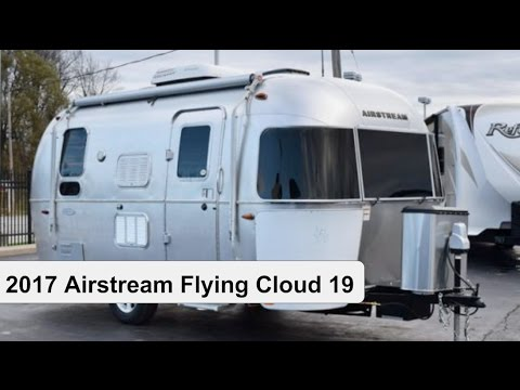 Excellent 2017 Airstream Flying Cloud 19C Bambi Lightest Weight | Doovi