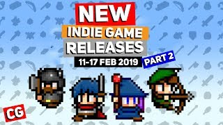 Indie Game New Releases: 11 - 17 Feb 2019 – Part 2 (Upcoming Indie Games)