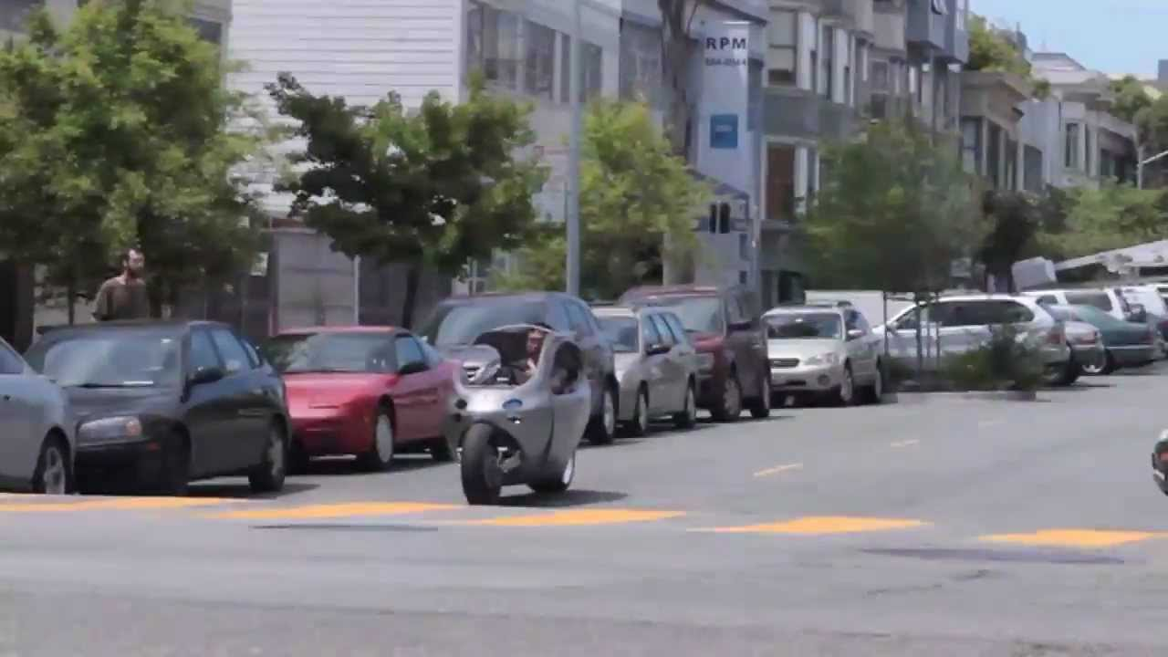 Nov 10, 2014. Lit motors wants to change city transport – two wheels at a time. More than often the big, five-seater cars lying bumper-to-bumper carry only one.