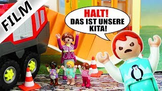 Playmobil Film deutsch | KITA SONNENSCHEIN ABRISS! Nie wieder Kita für Emma Vogel? Kinderserie