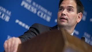 Sen. Marco Rubio (R-FL) On Man-Made Climate Change
