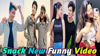 Snack New Funny Romantic Video |Snack New Trand Video 2020 |Snack Viral Video |Tm series |