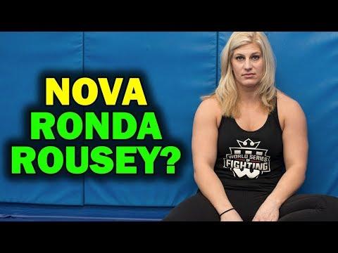 NOVA RONDA ROUSEY CHEGANDO AO MMA?