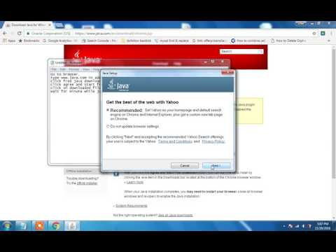 How To Download And Install Java Jdk On Window 10/8/7/vista