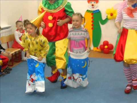 День Смеха и Шуток в Детском саду № 8 г о  Отрадный Самарской области