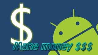 Make money with your device at home!