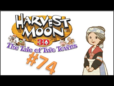 Harvest Moon (3DS): The Tale Of Two Towns Part74