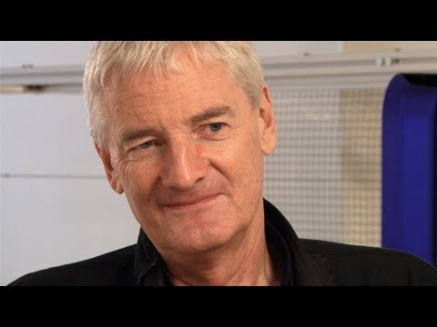 James Dyson talks about smartphones, Steve Jobs and the future