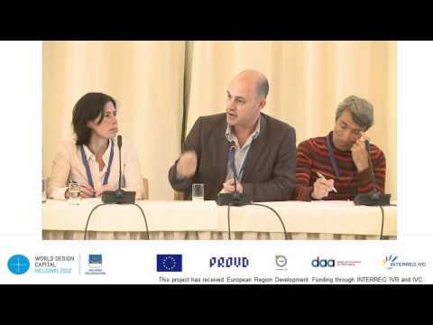 Panel discussion 2, Helsinki 22.5.2012