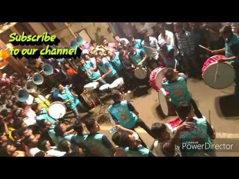||PAYALA NAMAN|| song by NATRAJ NASHIK DHOL|| GIRGAON CHA MAHARAJA PADHYA PUJAN 2017||