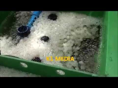 Moving Bed Bio Filtration MBBF DIY, Aquaponics Philippines
