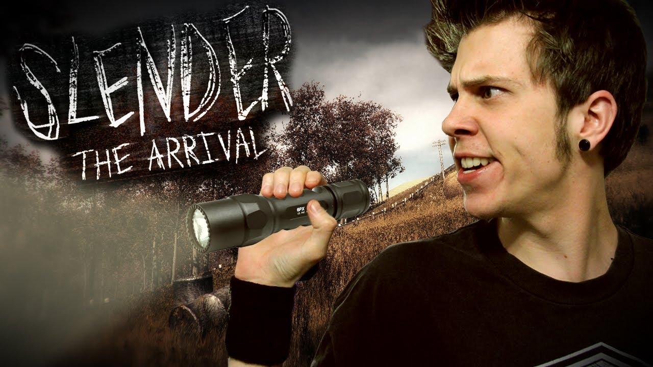 Slender the arrival comienza la aventura youtube - Un hombre casado vuelve a buscar a su amante ...