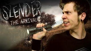 Slender The Arrival | COMIENZA LA AVENTURA