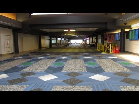 Concourse C (International) Renovations at Pittsburgh International Airport