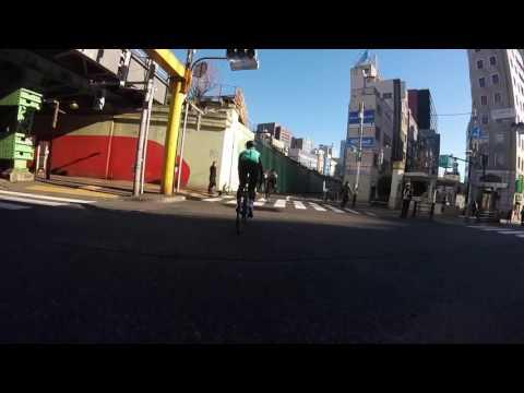 Rapha Tokyo Club Ride Part 1