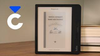 Kobo Libra H20 E-reader - Review (Consumentenbond)