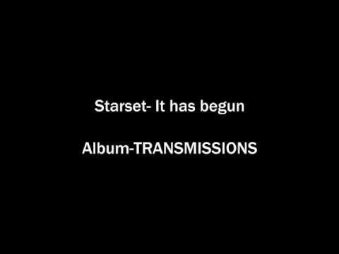 Starset- It Has Begun  (Lyrics)